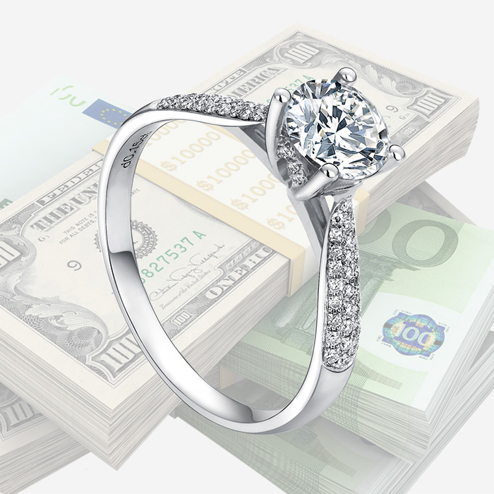 Sell My Diamond Wedding Rings for Cash