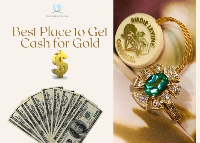 Best Place to Get Cash for Gold
