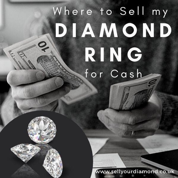 Simple Steps to Determine the Value of Your Old Diamond Ring